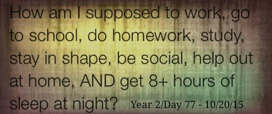 Year 2/Day 77