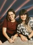 8th Grade Me &Anita