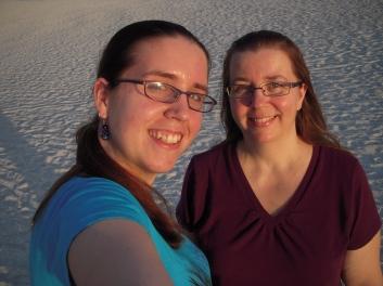 2010 Me & Mum