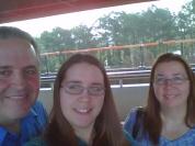 2013 Dad, Me, Mum