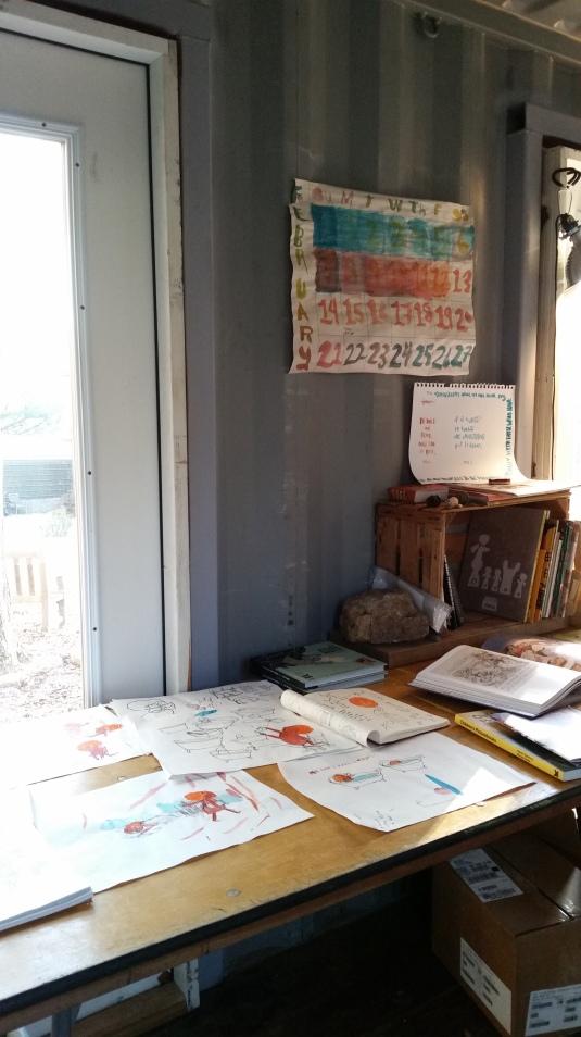 Anis's studio